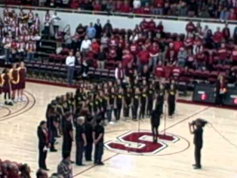 Fisher Middle School Choir At Stanford