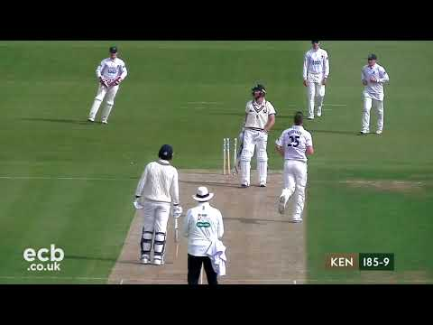 Kent v. Sussex CCC - Specsavers County Championship - Day One