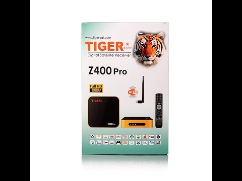 Tiger Z400 PRO Red IPTV Arabic Turkish French receiver 1000 channels Being sports OSN ART MBC NEWS