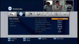 видео Спутниковый ресивер Vantage HD 7100S