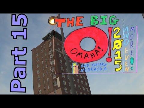 Omaha! 2015 | 15 of 20 | Downtown Omaha to Near Nebraska City via I-29