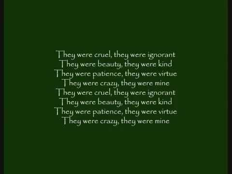 Dropkick Murphys - Cruel Lyrics