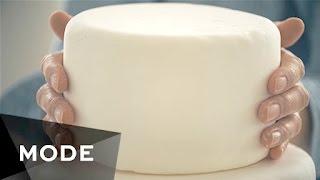 The  Making of a Wedding Cake ★ Glam.com