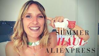 AliExpress || Summer HAUL