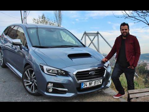 Test Subaru Levorg
