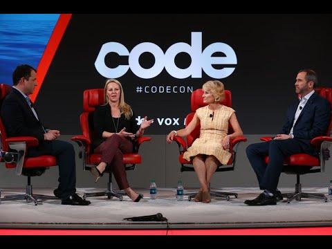 Brad Garlinghouse, Bridget van Kralingen, Kathryn Haun on cryptocurrency | Code 2018