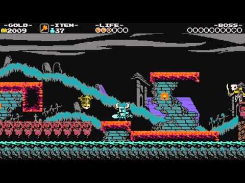 Let's Play - Shovel Knight [3] In-Specter Gadget