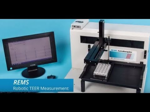 Automated TEER Measurement System