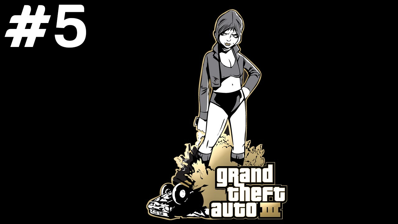 GTA III - Mal Ball - Bölüm 5