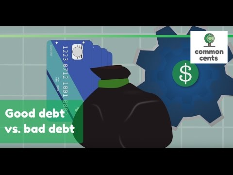 Common Cents: Good Debt vs. Bad Debt | Clark.com
