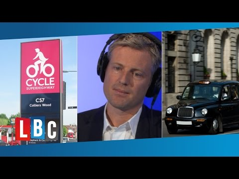 Zac Goldsmith: Cycle Super Highway, Uber Vs Black Cabs, And New London Homes
