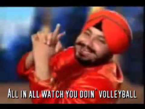 TUNAK TUNAK tun english lyrics hilarious