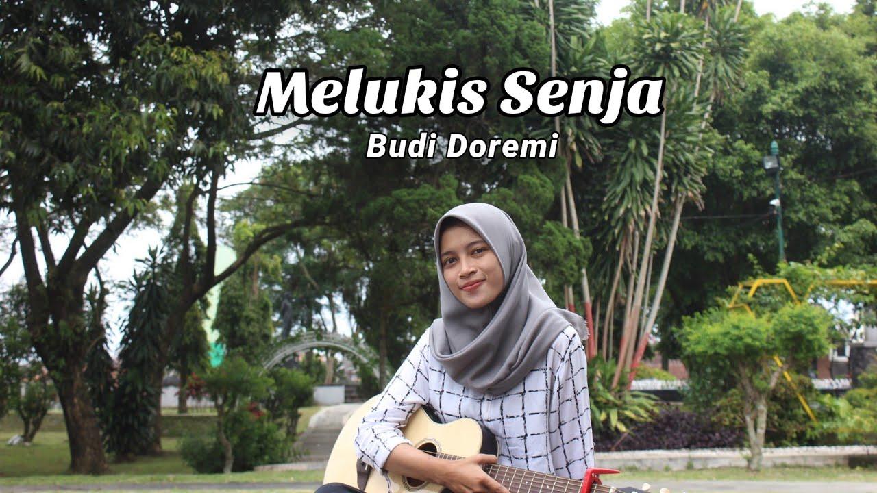 MELUKIS SENJA - BUDI DOREMI || Cover Akustik by AFA