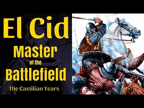 El Cid: Master of the Battlefield - The Castilian Years, 1063-1072