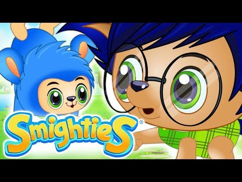 Smighties - Silly Day Fun And The Little Puppies | Cartoons For Kids | Children's Animation Videos