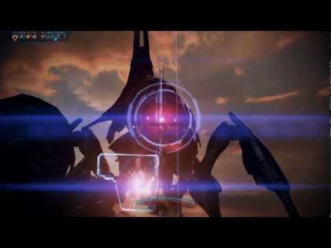 Reaper Mass Effect 3 Healing Power of Videogames