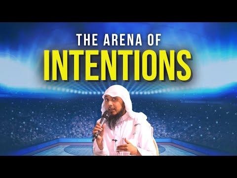 Arena of Intentions