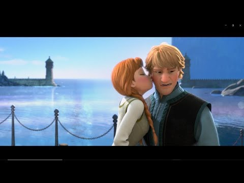 (FMV) Lost In The Woods- Jonathan Groff (Kristoff & Anna)- From Frozen 2