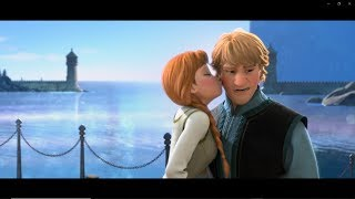 "(FMV) Lost In The Woods- Jonathan Groff (Kristoff & Anna)- From ""Frozen 2"""