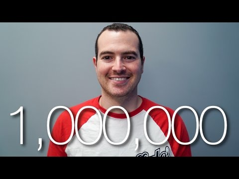 1 Million Subscribers - Thank you and a look back!