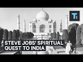How Steve Jobs hustled Atari into sending him to India for a spiritual quest