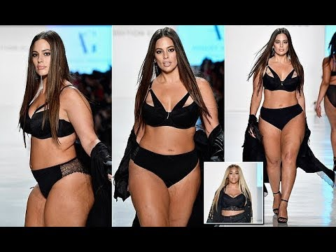 Ashley Graham takes Addition Elle runway at NYFW. http://bit.ly/2HOChP6