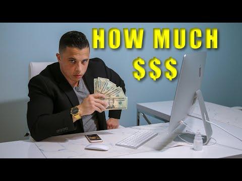 How Much Money I Make Nick Wright