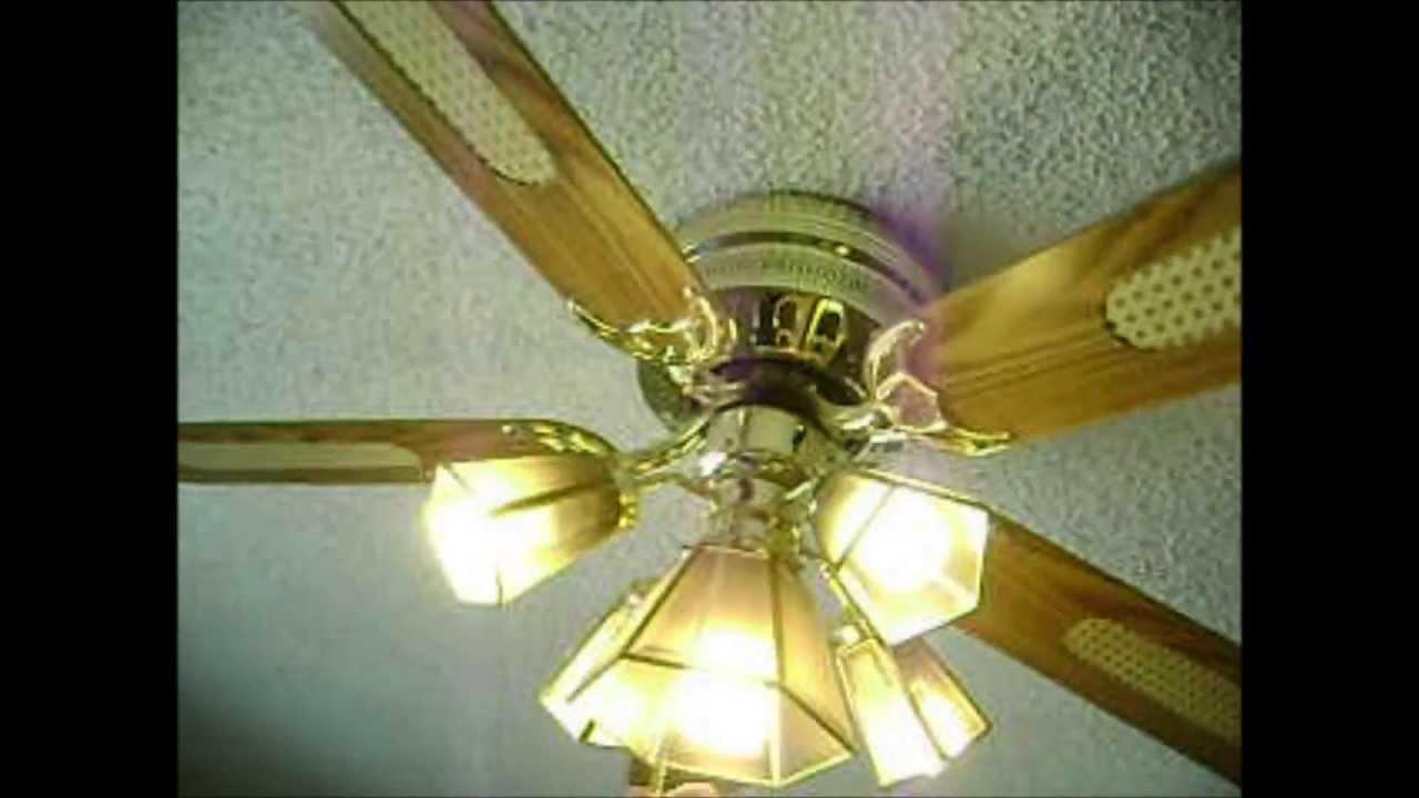 Threeway Ceiling Fan