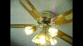 Litex Close up hugger ceiling fan
