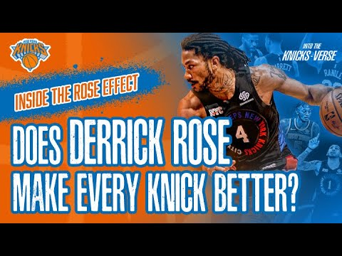 Knicks news: Stat proves Derrick Rose needs to start over Elfrid ...