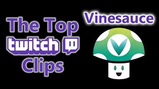 [T3C] The Top Twitch Clips of Vinesauce (Vinny)