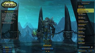Bajheera - BAJHEEROTH RETURNS: Unholy DK PvP - WoW Legion 7.2.5 Death Knight
