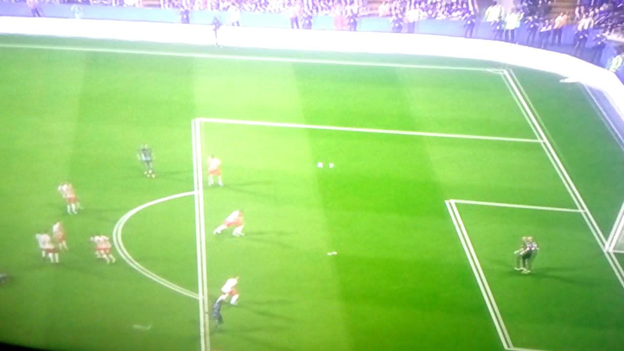 BUT INCROYABLE DE FÀBREGAS SUR FIFA