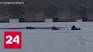 Настоящий полицейский: полковник Айдын Камбаров рискуя жизнью спас тонущего мальчика - Россия 24