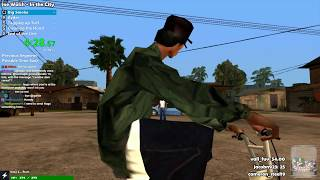 GTA San Andreas Remastered XBox 360 - Hugo_One Twitch Stream - 9/6/2017
