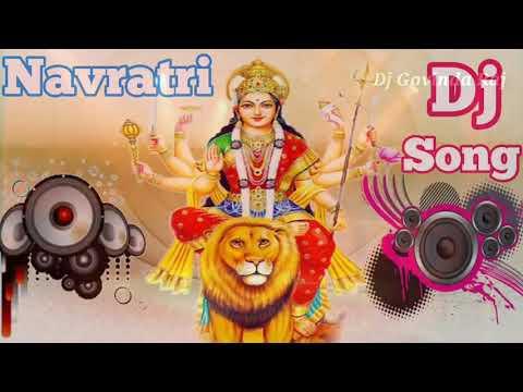 Maiya Teri Jai Jaikaar Navratri {Desi Dance Remix 2018} Dj Govinda Raj