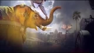 Bahubali  2 movie poster