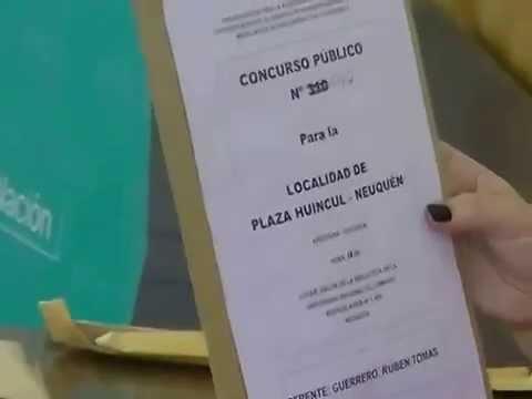 APERTURA SOBRES CONCURSO AFSCA CON FINES DE LUCRO NEUQUEN 2014