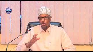 Xalqadii 7aad || Su aalihii facebook ga || Dr Mohamud Shibli