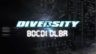 Diversity - Digitized Trapped In The Game - 2012 UK Arena Tour
