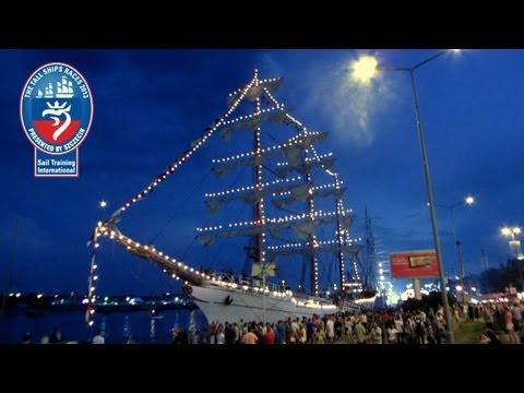 Cuauhtémoc - Tall Ships' Races 2013 w Szczecinie