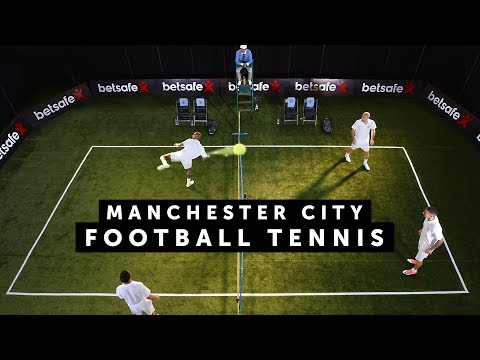 Manchester City - Football Tennis - Betsafe True Players