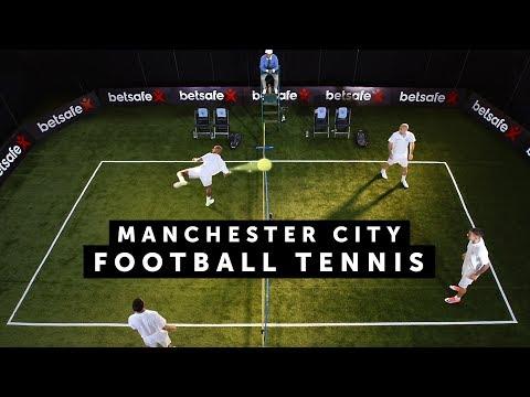 Manchester City - Football Tennis - Betsafe True Players