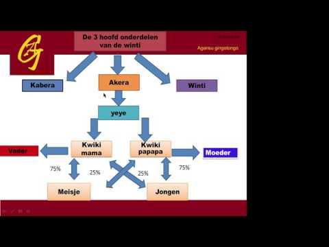 Winti religie de Akra en de Yeye