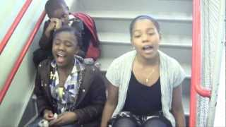 "Kiarah & Denise ""Set Fire To The Rain"" by Adele"