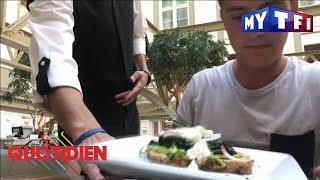 Martin Weill visite l'hôtel de Trump - Quotidien du 8 septembre