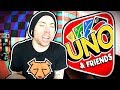UNO & FRIENDS (iPhone Gameplay Video)