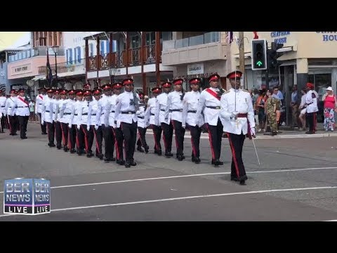 Queen's Birthday Parade In Hamilton, June 8 2019