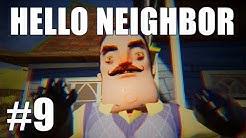 Hello Neighbor - Ep9 - Pois pimeydestä