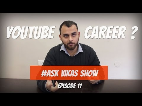 Youtube aur Blogging mai Career? Podcast ka SEO | #AskVikas 12